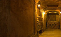 Catacumbas y Roma subterránea