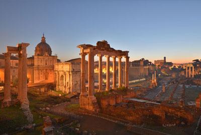 Tour de Roma caminando - el Foro Romano