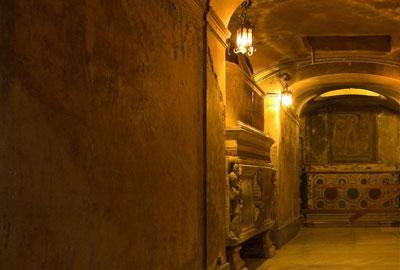 Visitas a las Catacumbas Romanas