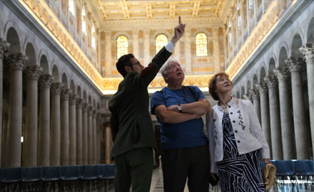 Visitas guiadas expertas por Roma en español