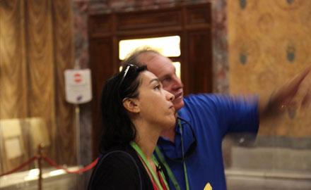 Visitas oficiales guiadas al Vaticano