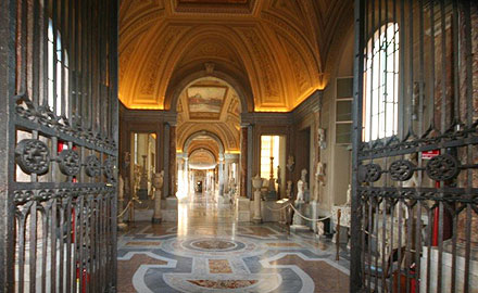 Visitas al Vaticano - Museos del Vaticano por la mañana y visitas a la Capilla Sixtina